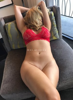 Kincy wannonce escorte girl